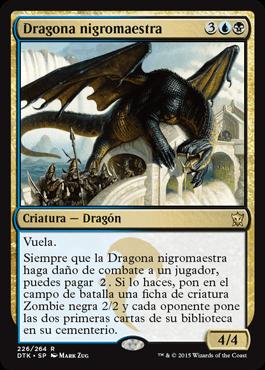 Dragona nigromaestra