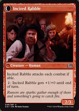 Incited Rabble
