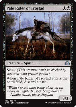 Pale Rider of Trostad