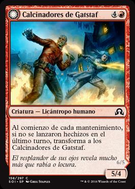 Calcinadores de Gatstaf