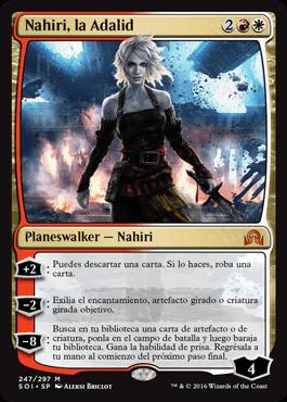 Nahiri, la Adalid