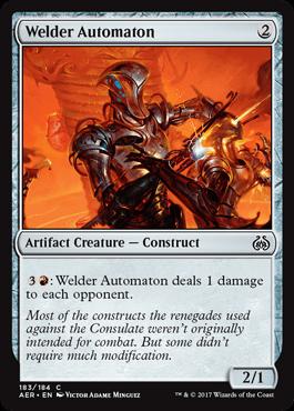 Welder Automaton