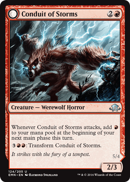 Conduit of Storms