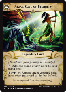 Image result for journey to eternity art mtg