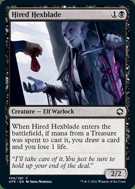 Hired Hexblade