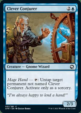 Clever Conjurer