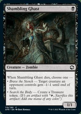Shambling Ghast