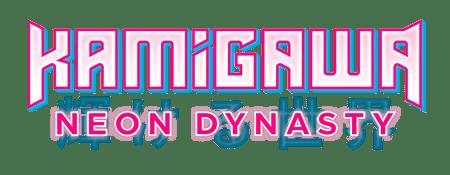 Kamigawa: Neon Dynasty logo