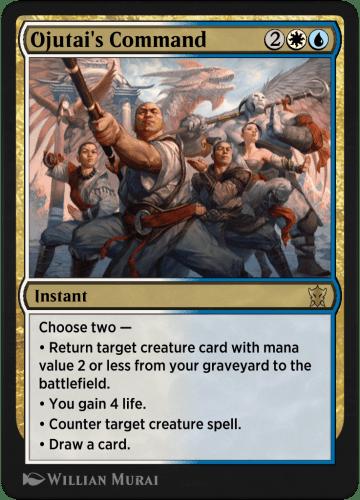 Ojutais Command
