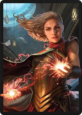 Rowan card sleeve