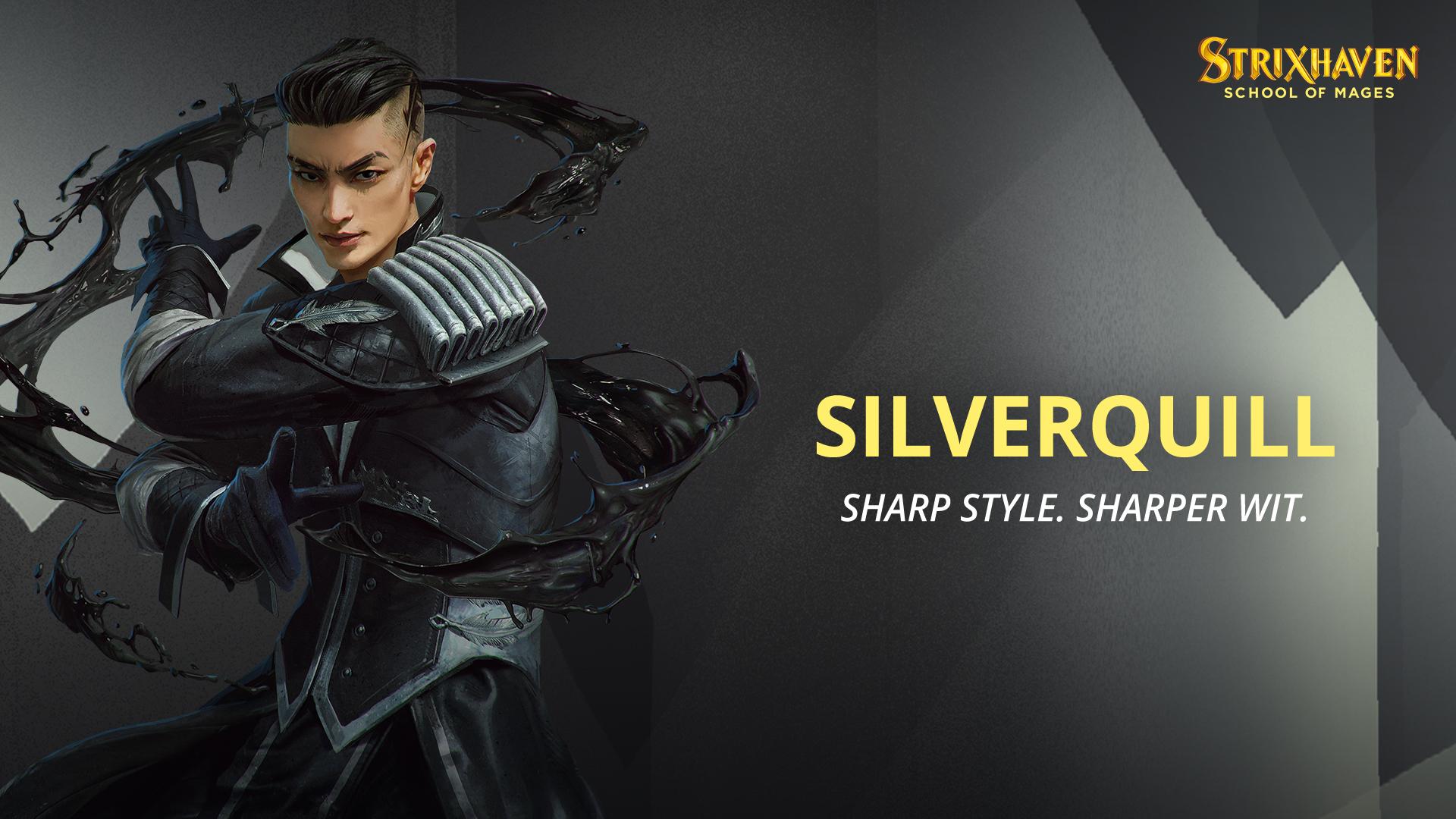 Silverquill art