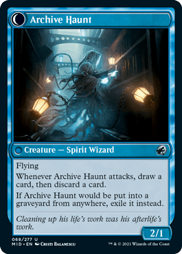 Archive Haunt