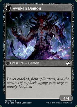 Awoken Demon