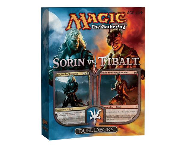 Magic the Gathering: Sorin vs Tibalt Duel Deck Review 6