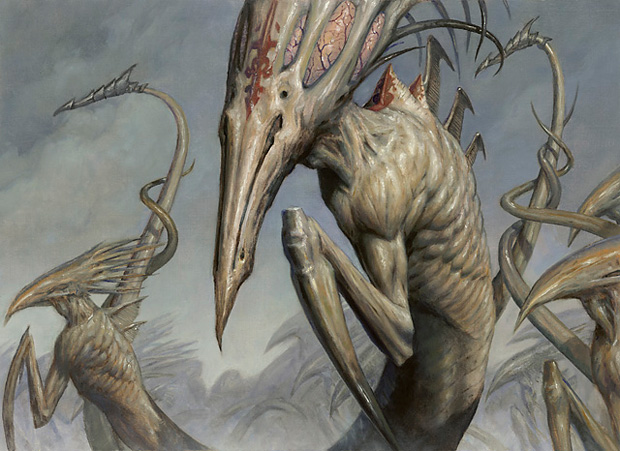 Image result for slivers art mtg