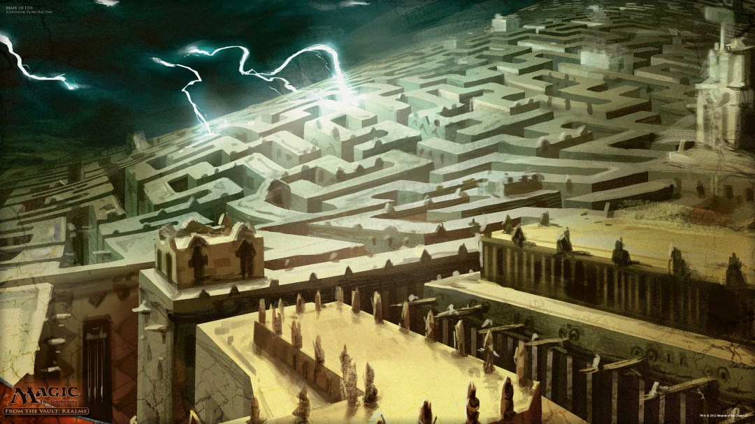 Wallpaper of the Week: Maze of Ith | MAGIC: THE GATHERING