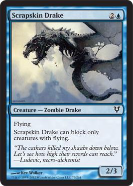 Scrapskin Drake