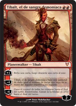 Tibalt, el de sangre demoníaca