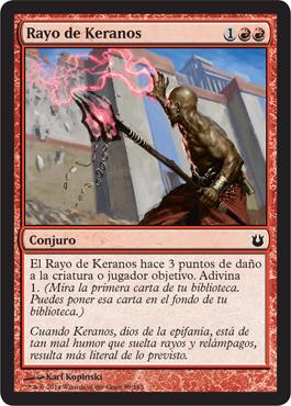 Rayo de Keranos