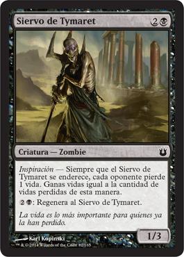 Siervo de Tymaret