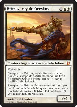Brimaz, rey de Oreskos