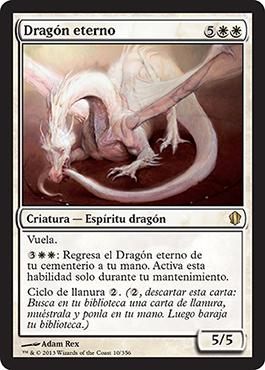 Dragón eterno