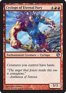 Cyclops of Eternal Fury