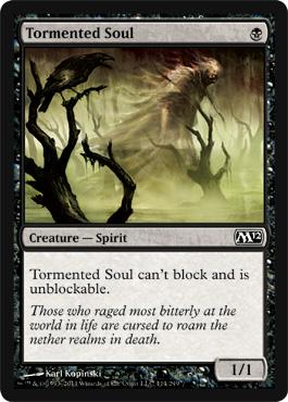 Tormented Soul