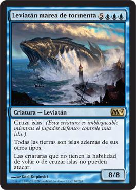 Leviatán marea de tormenta