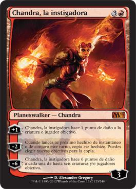 Chandra, la instigadora