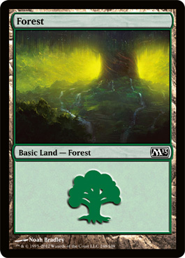 Forest - Basic Land