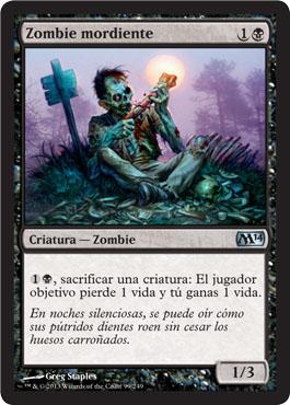 Zombie mordiente