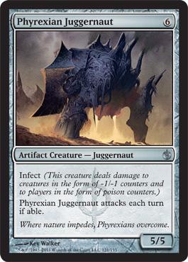 Phyrexian Juggernaut