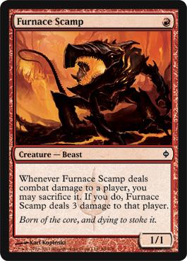 Furnace Scamp