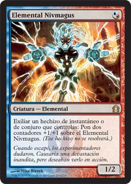 Elemental Nivmagus