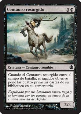 Centauro resurgido