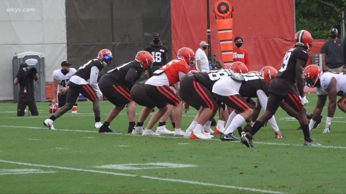Cleveland Browns return to practice after reporting no new positive COVID-19 tests