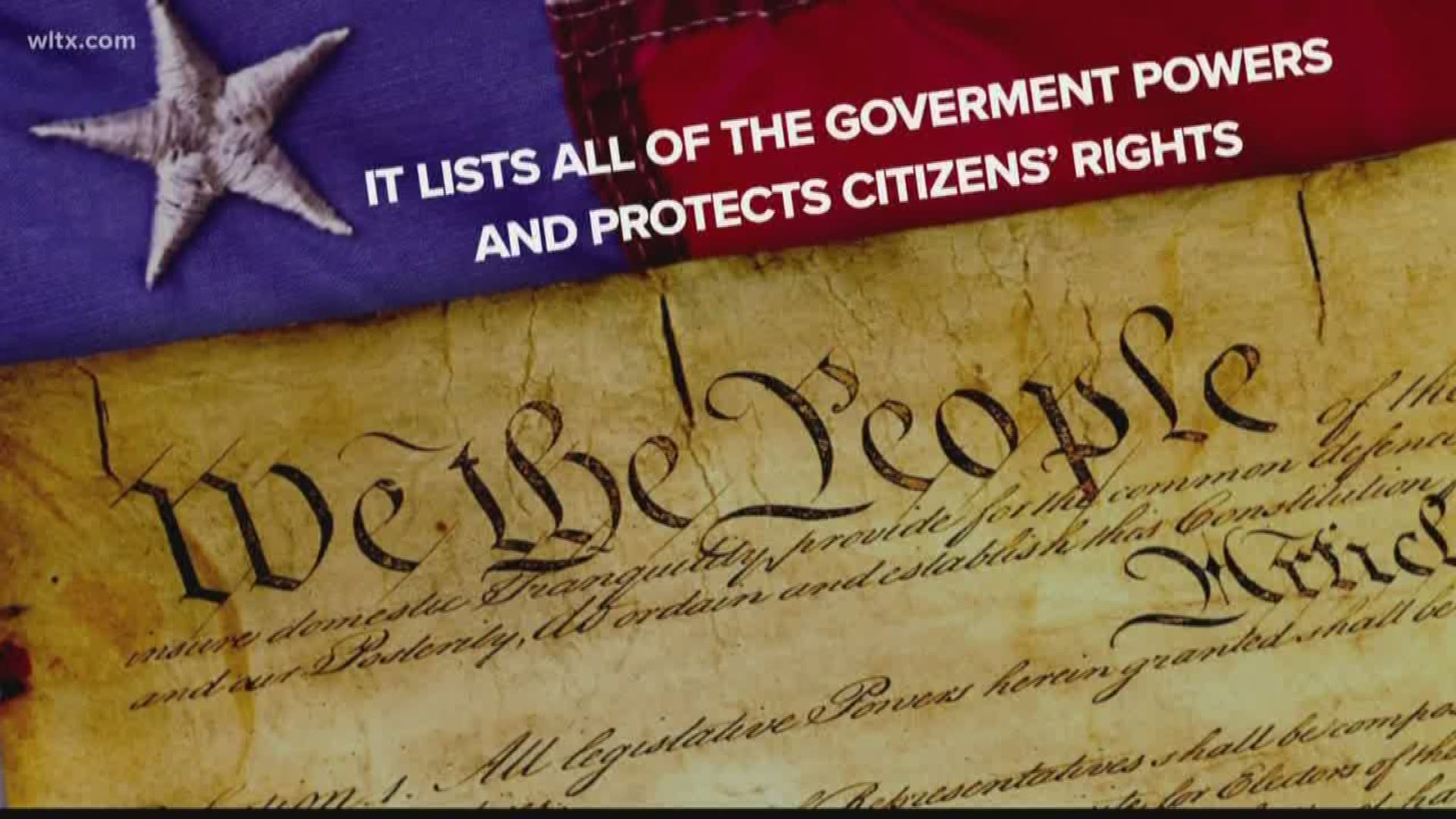 The U S Constitution Remembering The Document Signed