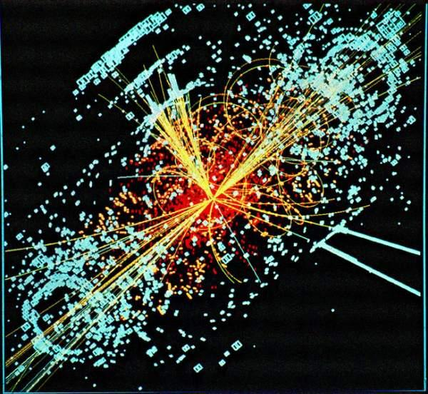 Hadron Collider Smashes its First Atoms   The Takeaway   WNYC Studios
