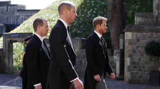 William και Harry: Έφτασαν χώρια στην κηδεία του παππού τους όμως έφυγαν μαζί - Ο ρόλος της Kate