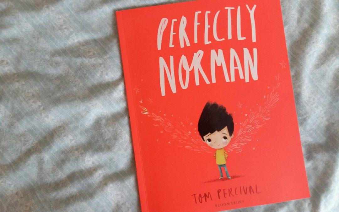 Perfectly Norman by Tom Percival – Children's Book Review [Blog Tour]