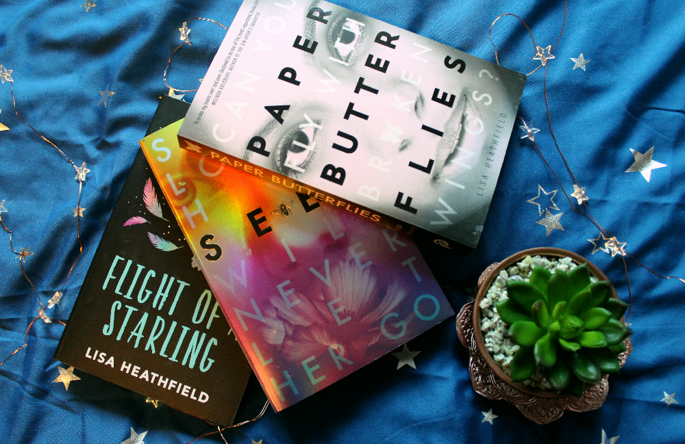 Snippet Reviews: Paper Butterflies & Seed by Lisa Heathfield