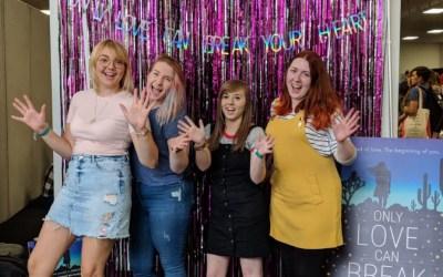 YALC 2018: Fun, Friends & Dinofloored!