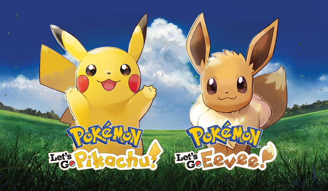 Pokémon: Let's Go! – My Thoughts as a Pokemon Newbie