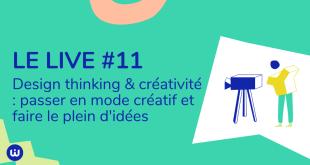 #LIVE#11 - Design Thinking