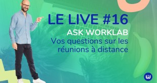 #LIVE16 - ASK Worklab