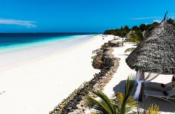 inviting beaches of Zanzibar