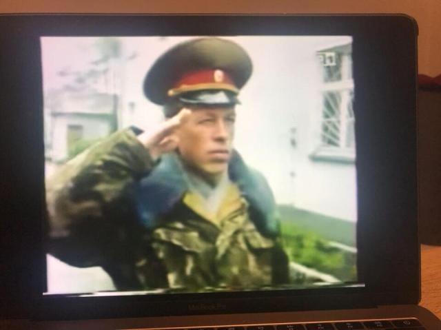 Ostatni (?) oficerowie Armii Sowieckiej w Polsce / autor: Fratria
