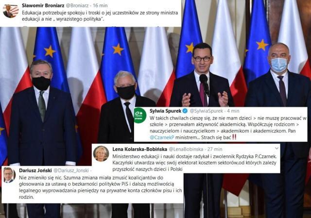 Rząd po rekonstrukcji / autor: PAP/Radek Pietruszka