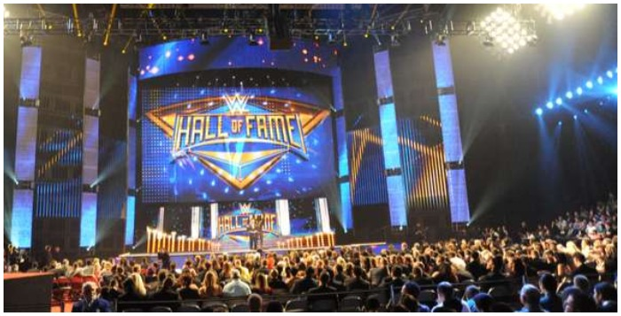 WWE Honors Wrong Wrestler At Hall Of Fame Ceremony